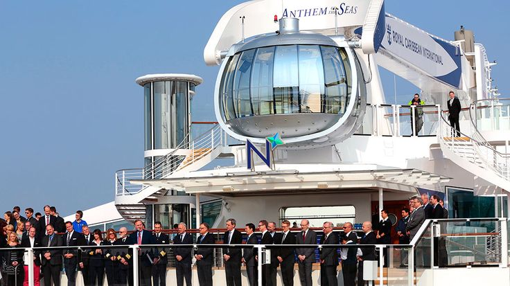 North Star on Anthem of the Seas ~ New Anthem of the Seas Delivered to Royal Caribbean International   Popular Cruising (Image Copyright © Royal Caribbean International)