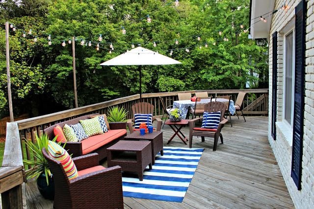 27 best nautical patio ideas images on Pinterest | Patio ... on Nautical Patio Ideas id=86597