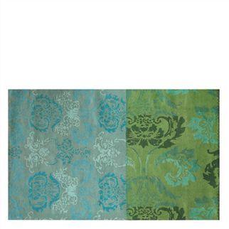 Designers Guild - Rug - Kashgar Jade