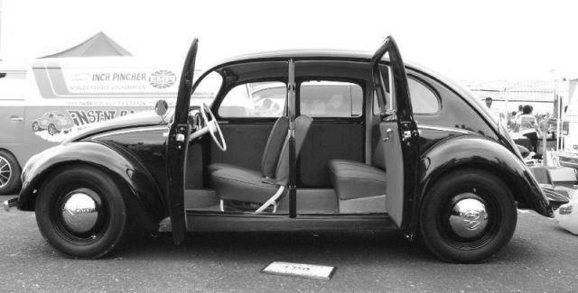 4 door vw bugs door beetle sweet ridez pinterest doors vw bugs and retro. Black Bedroom Furniture Sets. Home Design Ideas
