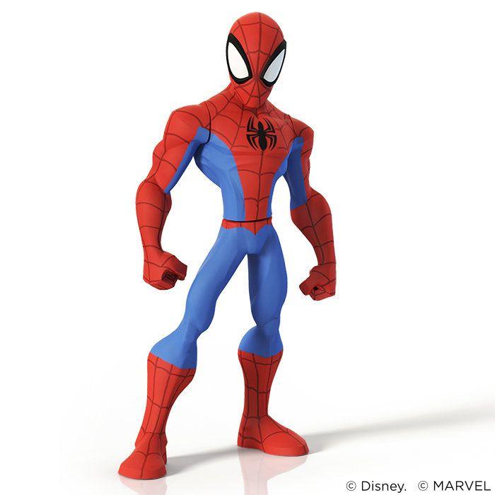 ArtStation - Spider-Man for Disney Infinity 2.0, Shane Olson