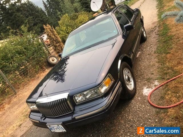 1997 Lincoln Town Car #lincoln #towncar #forsale #canada