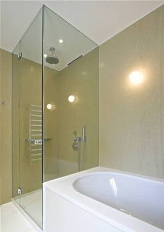 glass shower panels - Google Search