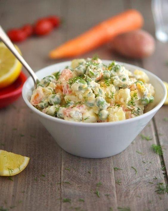 "Looking for Chef Zubaida Tariq Russian Salad Recipe? Try out this Russian Salad Recipe by Chef Zubaida Tariq in cooking show ""Handi""on Masala Tv."