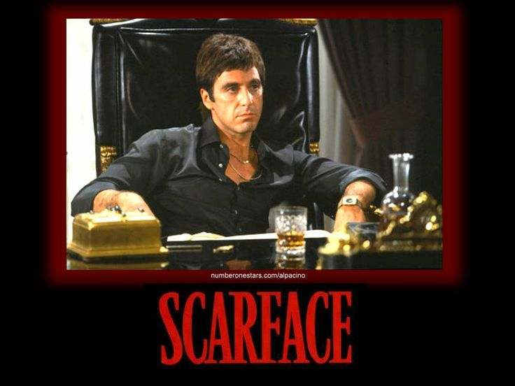 Scarface Movie Scarface Wallpaper 1 1024x768