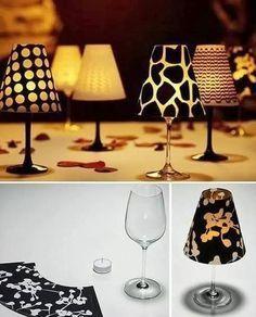 Mögen Sie Teelichter oder Kerzen?? 12 kreative, schöne und günstige Teelichth