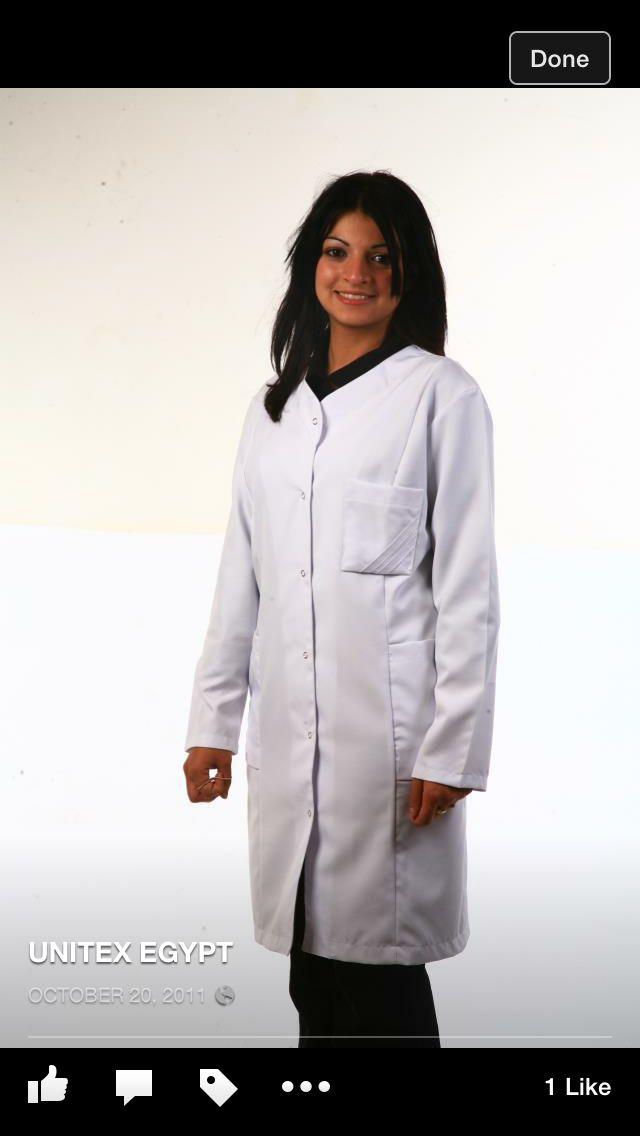 Lab coat for ladies