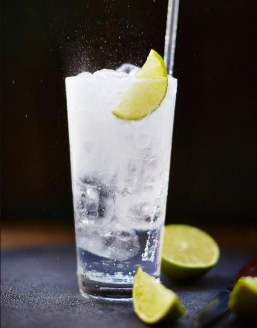 Ultimate G&T A good G&T comes with great ingredients – Bombay Sapphire gin, a decent tonic and a juicy fresh lime and you'll be in classic #cocktail heaven