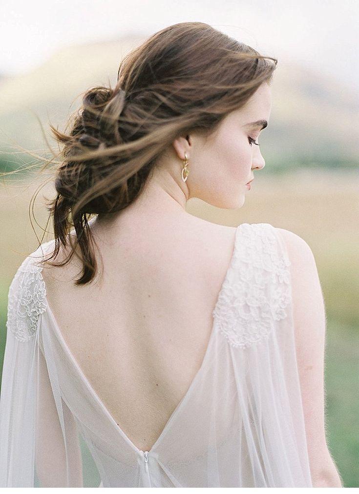 Schottisches Hochzeitskleid