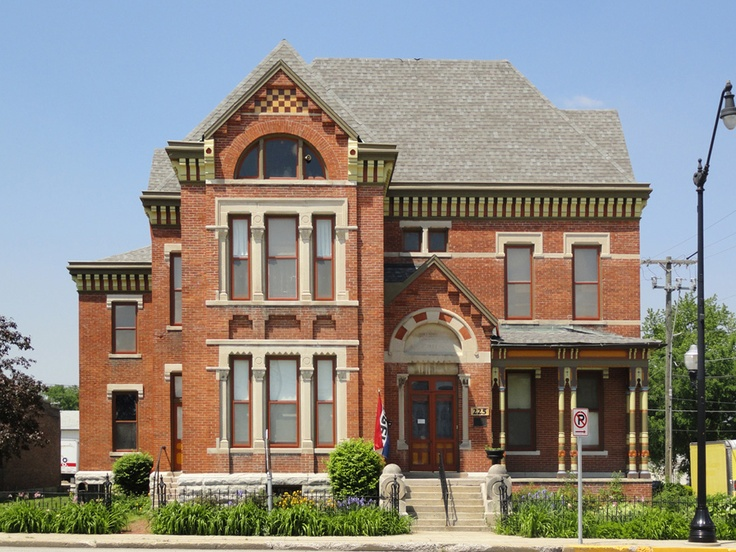 The Rotary Jail Museum in Crawfordsville, Indiana opened in 1882. It is the only operational rotary jail structure in the country.