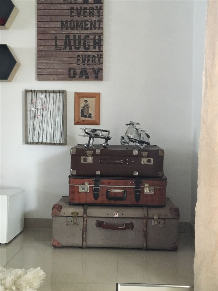 die besten 17 ideen zu vintage koffer auf pinterest. Black Bedroom Furniture Sets. Home Design Ideas