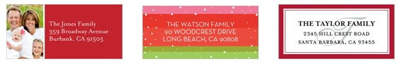 Free Address Labels - Shutterfly Photo Deals -