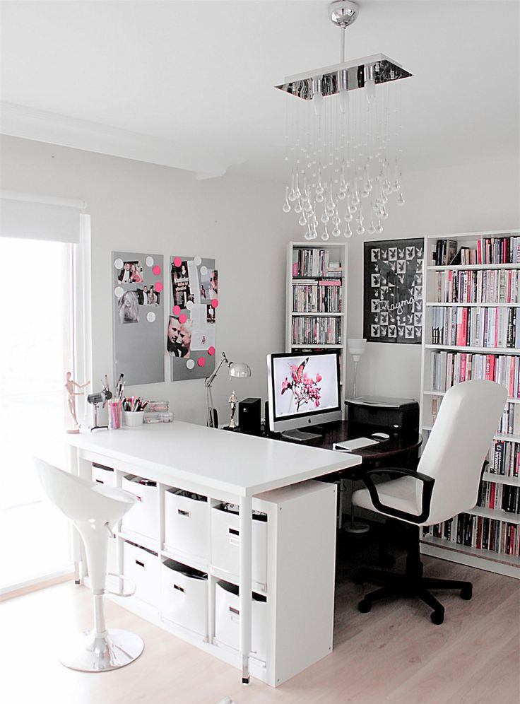 29 home offices incríveis direto do Pinterest - Casa
