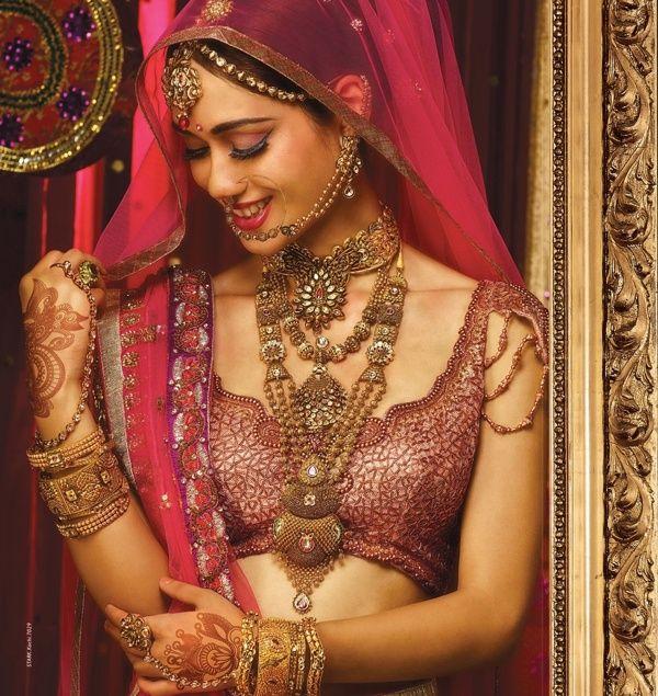Beautiful Bride Delhi Brides In 80