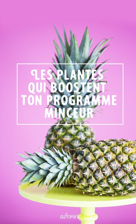 100 best maigrir mieux avec nos conseils minceur images on for Plante pour mincir