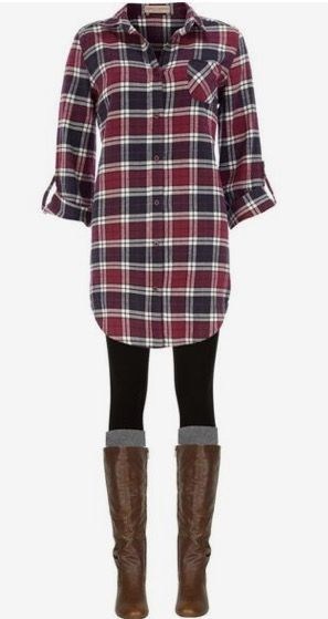 Die besten 25 karierte outfits ideen auf pinterest herbstkleidung beste flanellhemden und - Leggings kombinieren ...