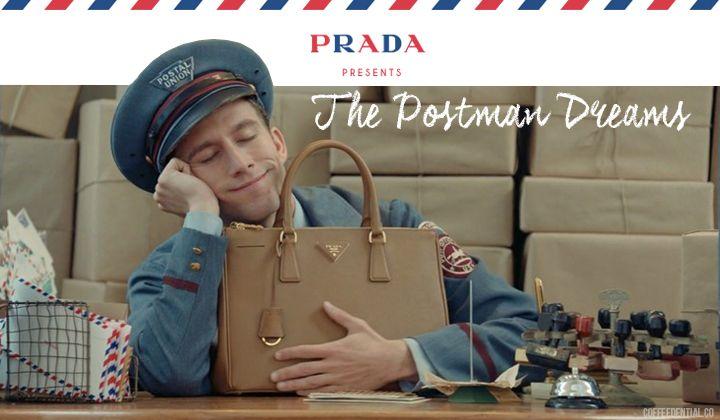 Prada - The Postman dreams