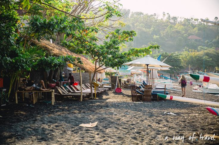 bali visit amed plage beach jemuluk