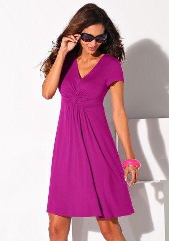 Splývavé úpletové šaty #ModinoCZ #modino_cz #modino_style #style  #fashion #spring #summer #dress
