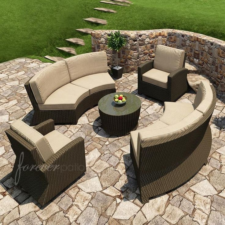 About wicker patio furniture on pinterest patio dining sets wicker