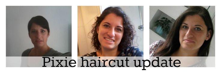 Het is 1,5 jaar geleden dat ik mijn lange haar afknipte. Na ongeveer 2 maanden besloot ik ze toch weer te laten groeien. Een update!
