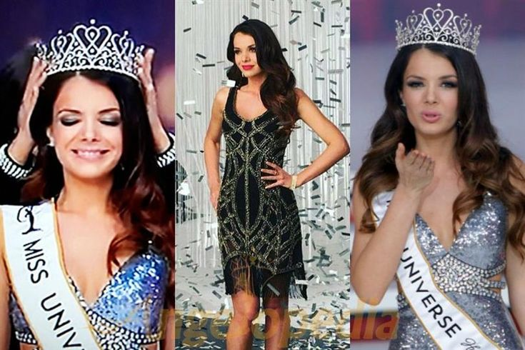 Veronika Bódizs crowned as Miss Universe Hungary 2016