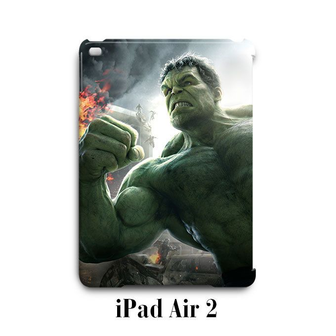 Hulk The Avengers iPad Air 2 Case Cover Wrap Around