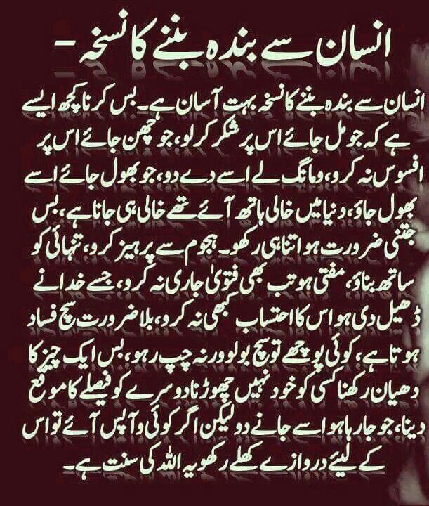 True. ....... .....   A.H BEAUTIFUL WORDS,MAY ALLAH GUIDE US ALL ON THE RIGHT PATH.