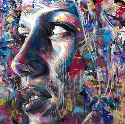 Les superbes graffiti de David Walker                                                                                                                                                                                 Plus