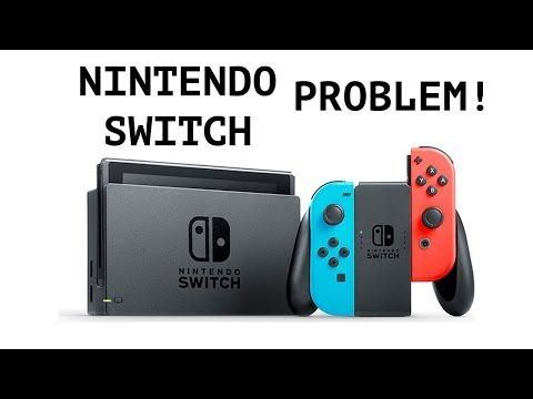 A big problem with the Nintendo Switch!! - Mike Matei Live - YouTube