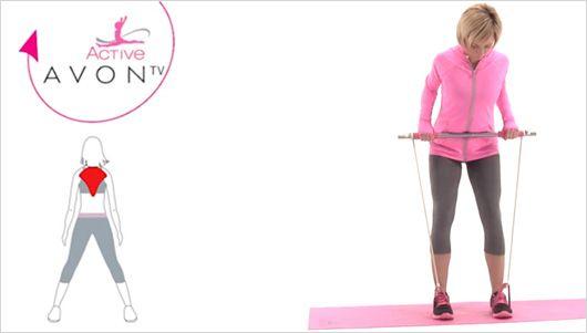 День 28 - Силовая тренировка: мышцы спины