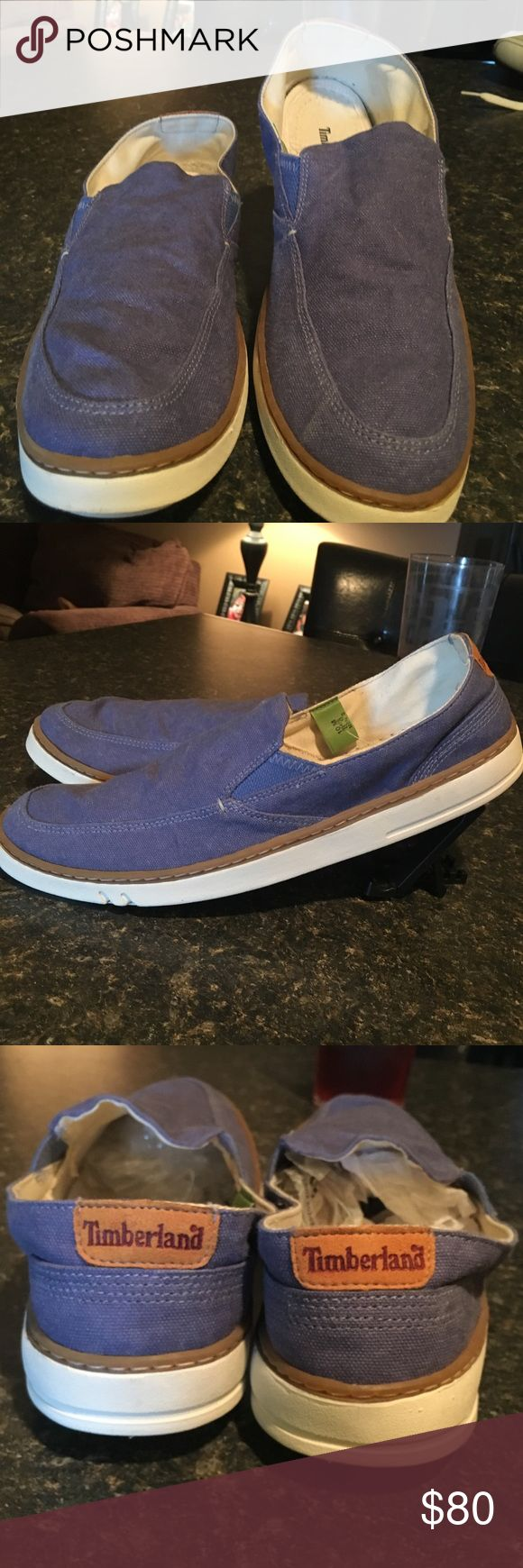 Men's Timberland shoe/sneaker/boat shoe sz 10 nwot Men's Timberland shoe/sneaker/boat shoe loafers size  10 new with out tags and box never worn Timberland Shoes Sneakers