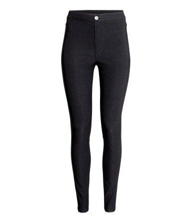 Pantalón elástico High waist $299