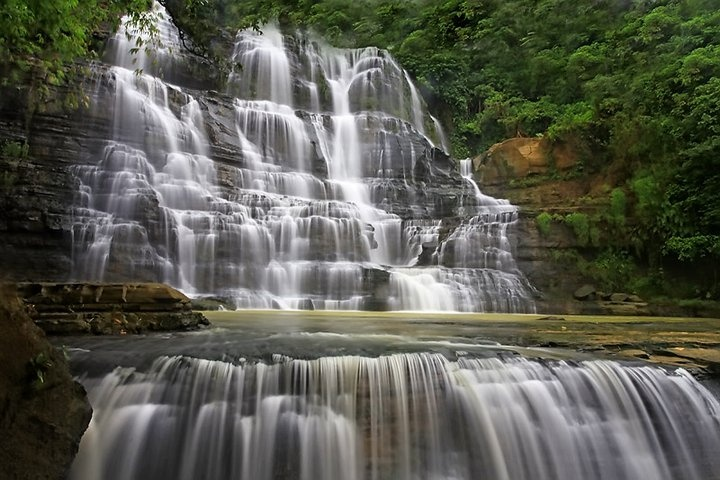 Curug Cigangsa, Sukabumi, Indonesia. I'm proud to have this in my great Indonesia!