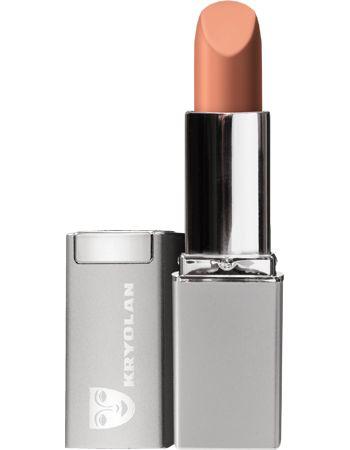 Lipstick Classic LC 142 της Kryolan. Η δοκιμασμένη φόρμουλα των κραγιόν της κλασικής σειράς, σε ματ αποχρώσεις, είναι γνωστή για την πολύ καλή σταθερότητά της.  https://gr.kryolan.com/proion/lipstick-classic