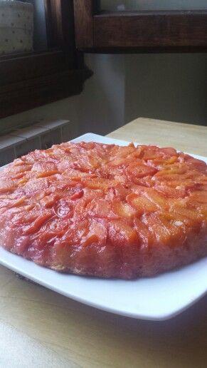 Torta rovesciata susine