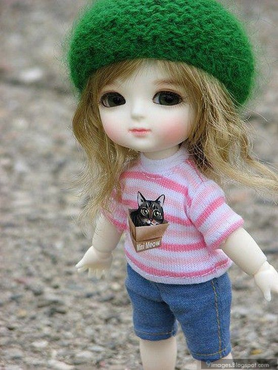 Cute Doll Wallpaper For Dp Little Barbie Doll Girl Cute 9images 1 All About