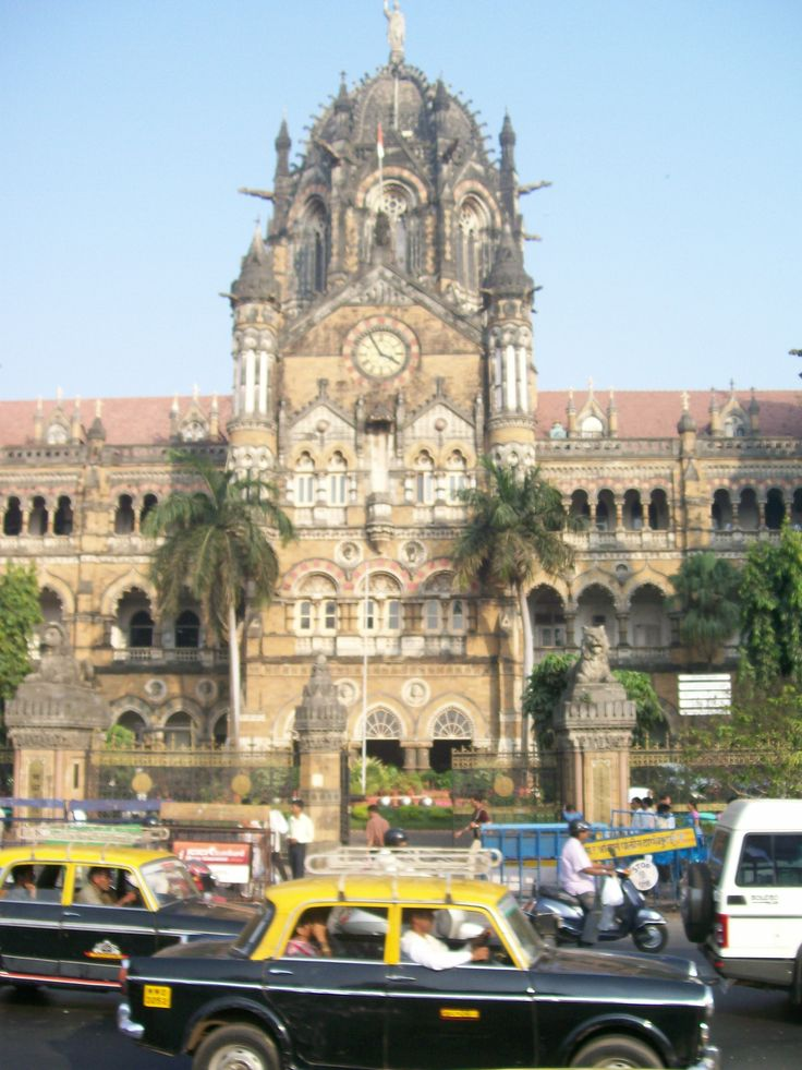 Chhatrapati Shivaji Terminus, Mumbai, Maharashtra #RevisitHistoryWithFujifilm