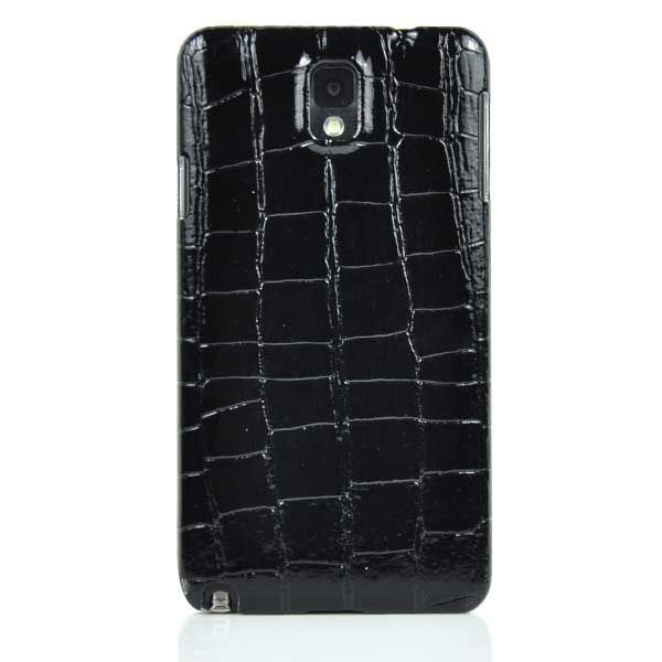 Crocodile skin texture protective back case for Samsung Galaxy Note 3