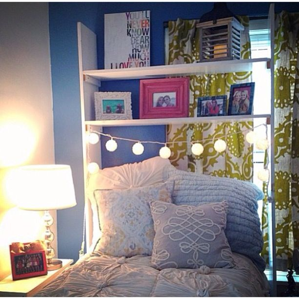 This dorm room is perfect