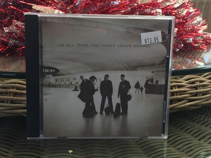 Music CDs - U2 Band / Group - All That You Can't Leave Behind CD  | eBay