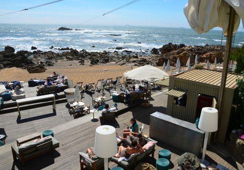 Praia da Luz, Beach Bar, Foz do Douro, Porto
