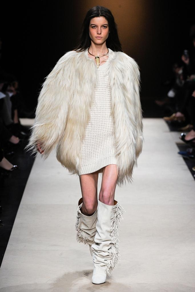 White Isabel Marant Long boots