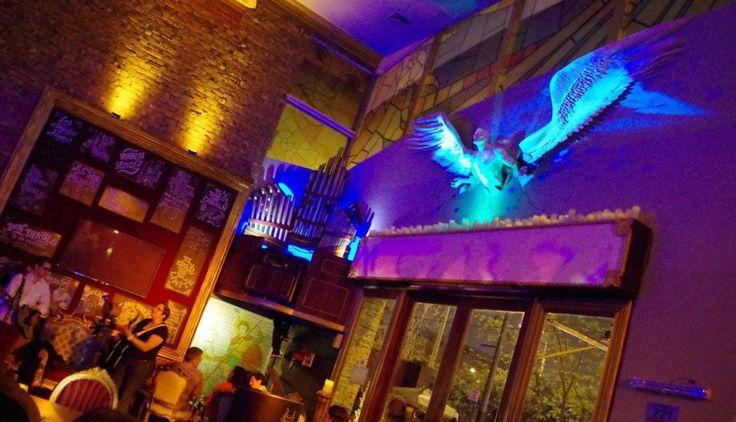 7 de los bares temáticos más geniales de Lima