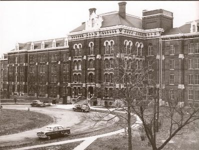 Central State Hospital, Indianapolis. Much of the activity is in the basement area where the most disturbed patients were housed. Screams and moans have been reported, as well as apparitions of patients in gowns and robes wandering the grounds both in and out of the building.