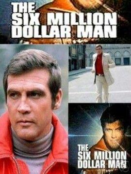 L'Uomo da 6 Milioni di Dollari
