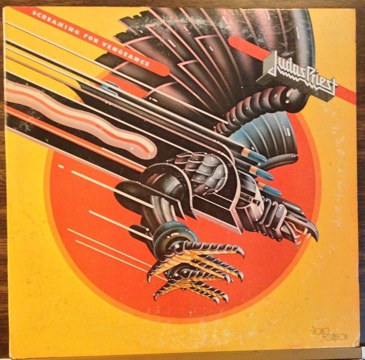 "Vinyl Record Of The Day @ http://stores.ebay.com/musicboy is Judas Priest ""Screaming For Vengence http://www.ebay.com/itm/Judas-Priest-Screaming-For-Vengence-1982-Near-Mint-RARE-Vinyl-LP-Record-/381106283619?ssPageName=STRK:MESE:IT #JudasPriest #RobHalford #Metal #Rock #Vinyl #Record #LP"