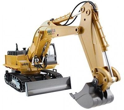 cool Hugine Alloy 11 Channel 2.4G Crawler Full-Function Remote Control Excavator - For Sale Check more at http://shipperscentral.com/wp/product/hugine-alloy-11-channel-2-4g-crawler-full-function-remote-control-excavator-for-sale/