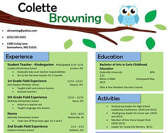 Best Teaching Resume Images On   Resume Ideas Resume