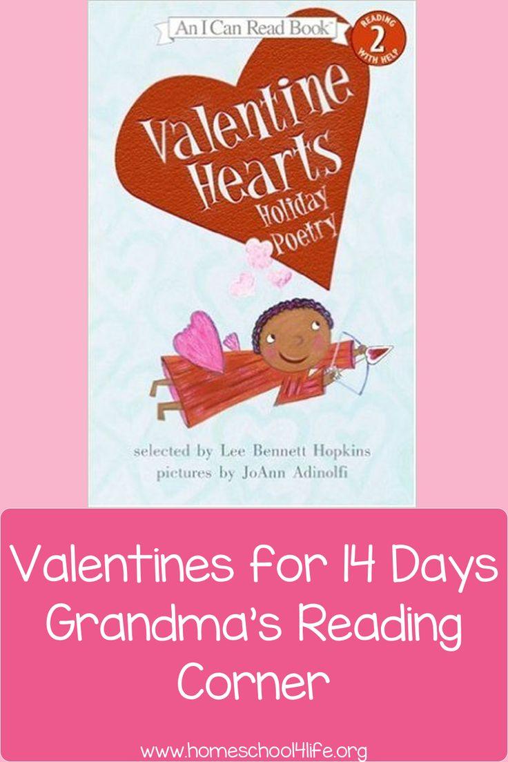 Valentine Hearts: Holiday Poetry  Grandma's Reading Corner